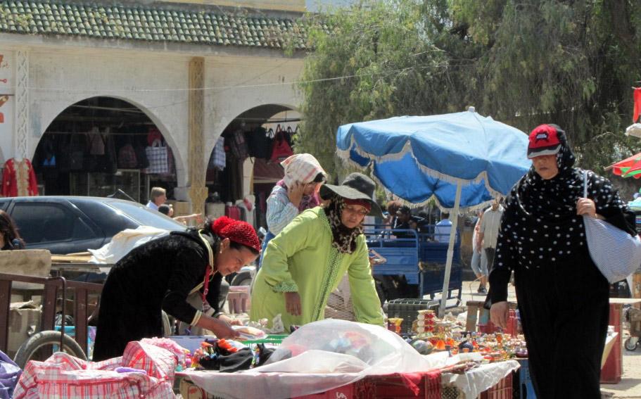 Marrocos e Turquia